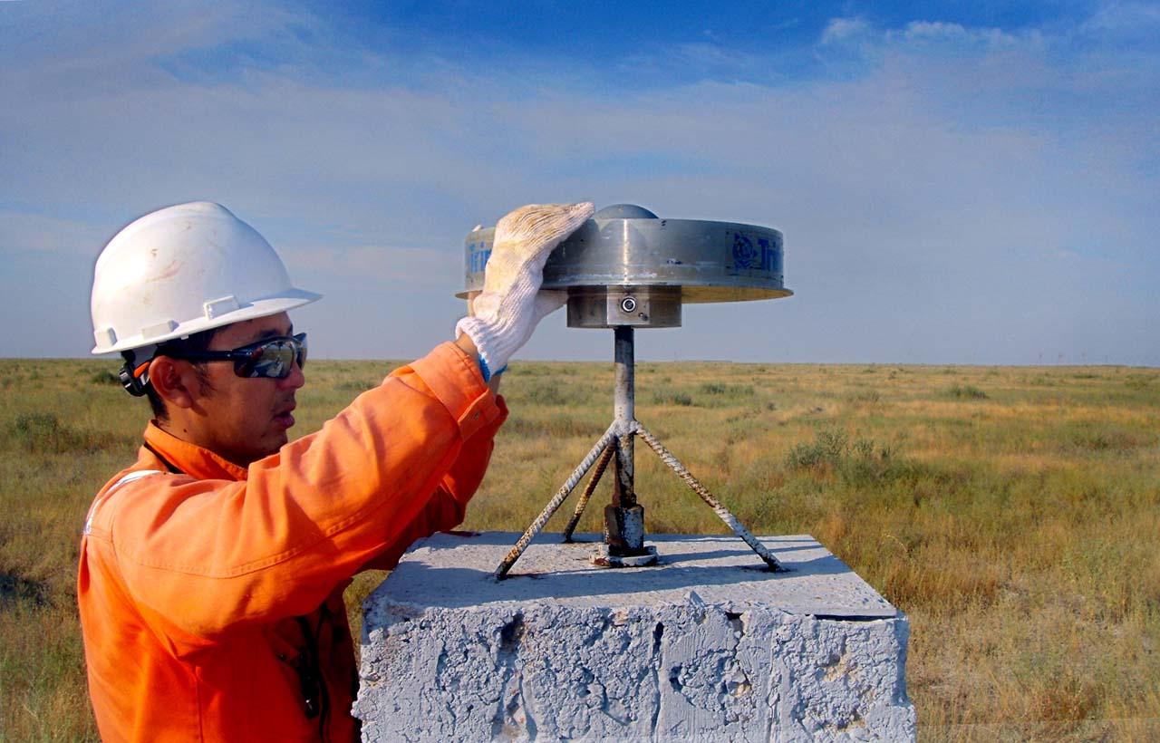Subsoil monitoring